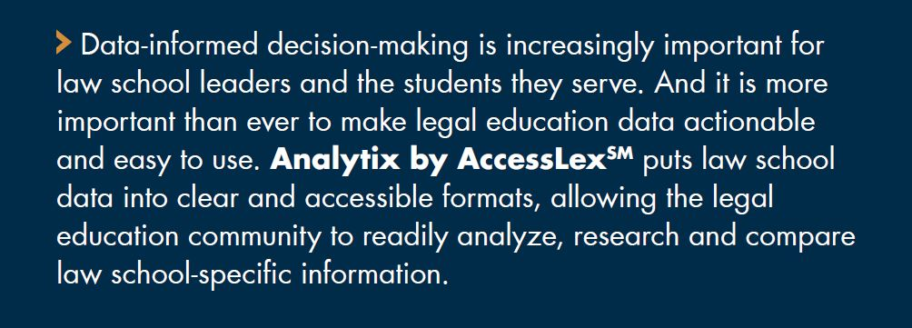 Analytix by AccessLex Value Image