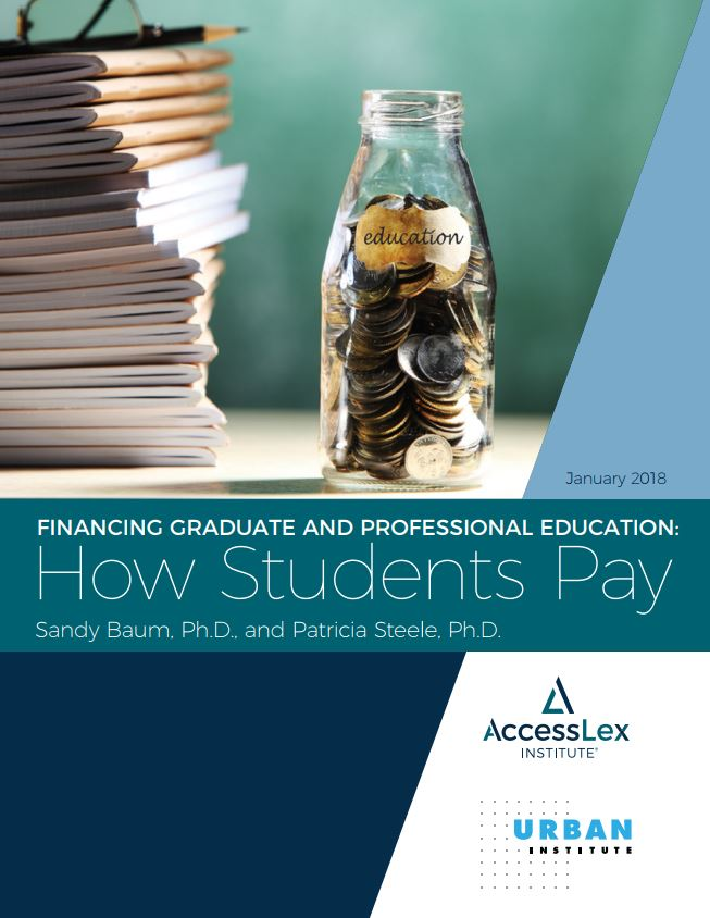Financing Graduate and Professional Education Cover Image