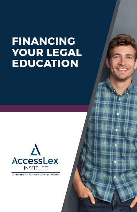 Financing Your Legal Education Cover Image