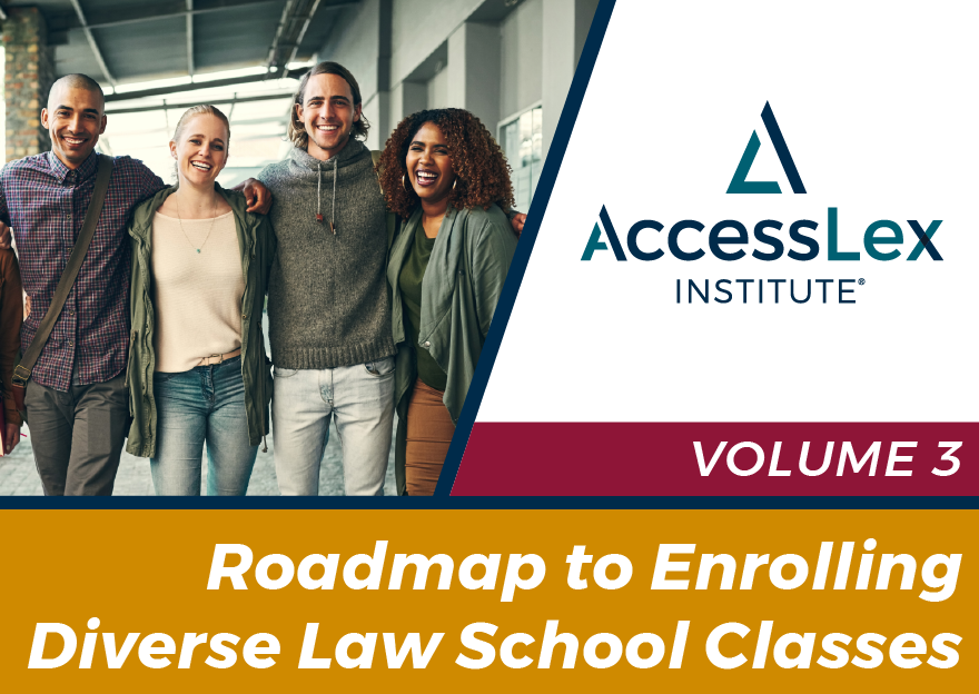 Roadmap to Enrolling Diverse Law School Classes Volume 3 Preview Image
