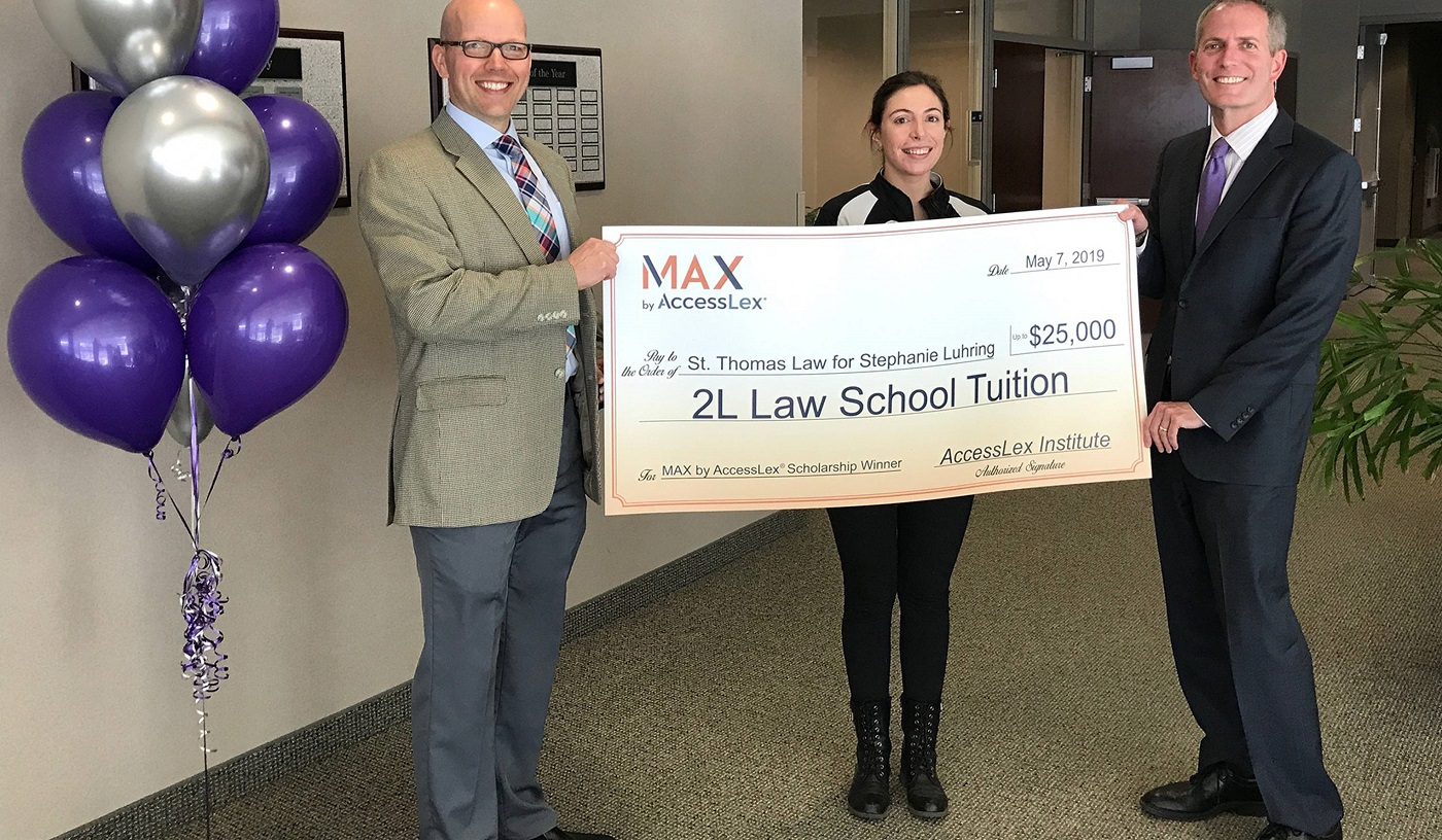 MAX Grand Prize Scholarship Winner Stephanie Luhring