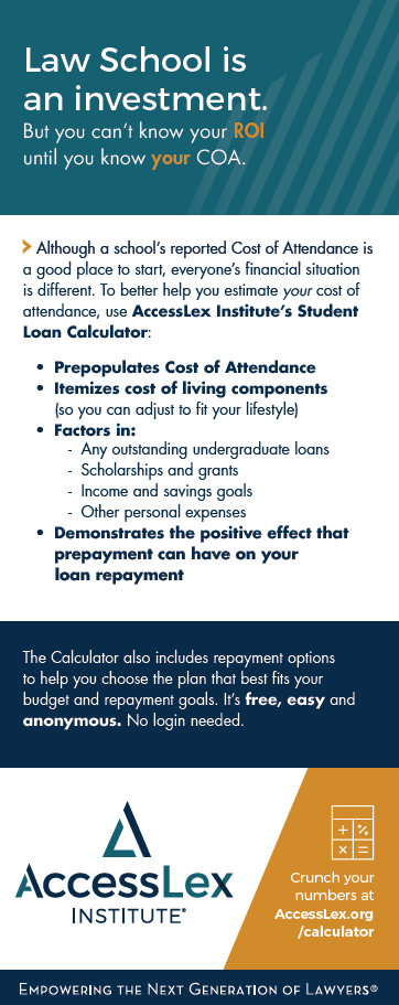 Student Loan Calculator Page One