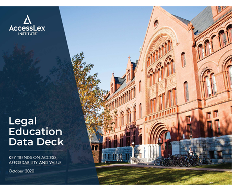 Legal Education Data Deck
