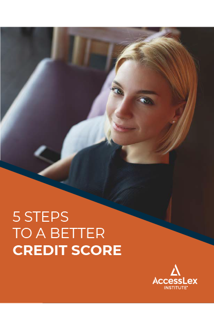 5 Steps to a Better Credit Score Guide