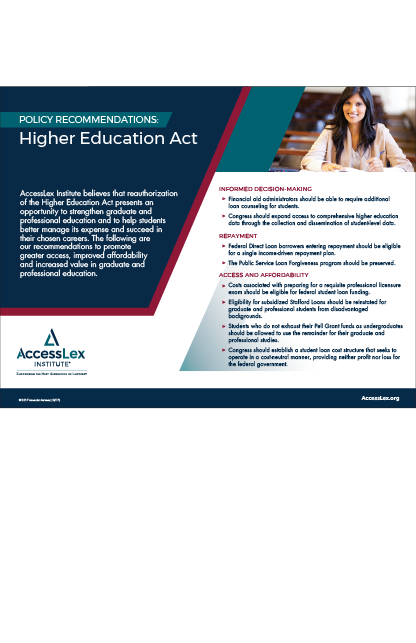 Higher Education Act