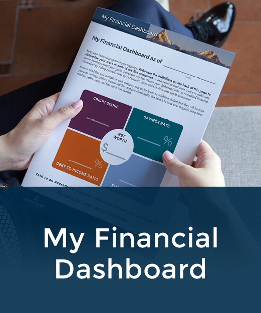 My Financial Dashboard