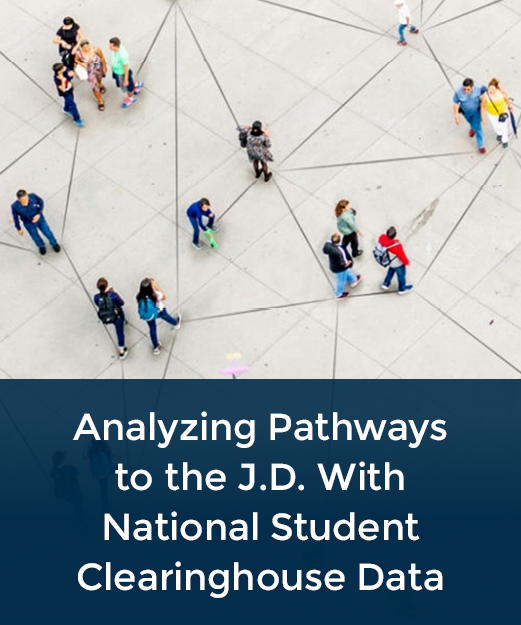 Analyzing Pathways to the J.D.