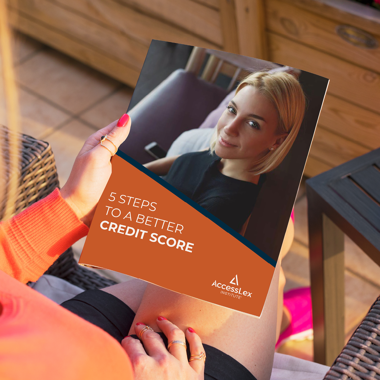 5 Steps to a Better Credit Score